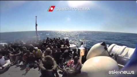 Nuova tragedia dell'immigrazione nel Canale di Sicilia, 10 morti