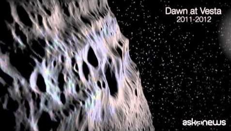Sonda Nasa Dawn è nell'orbita del pianeta nano Cerere