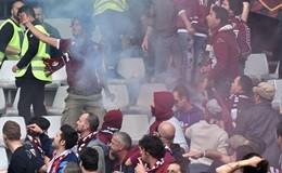 Osservatorio punisce i tifosi di Juve, Torino e Brescia