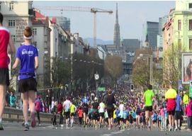 La maratona di Vienna si corre a tempo di musica (VIDEO)