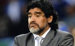 """Maradona: """"Voglio entrare nella Fifa e fare pulizia"""""""