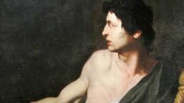 Novelli, Davide contro Golia - particolare