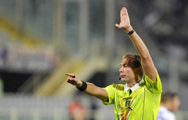"""L'arbitro Valeri, """"Ben venga tecnologia gol-non gol"""""""