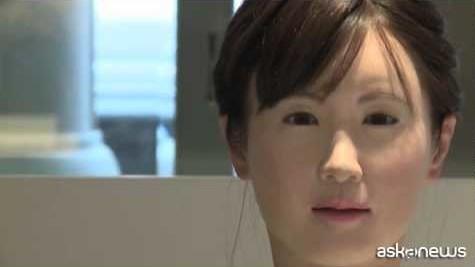 Giappone, in hotel si viene ricevuti da robot