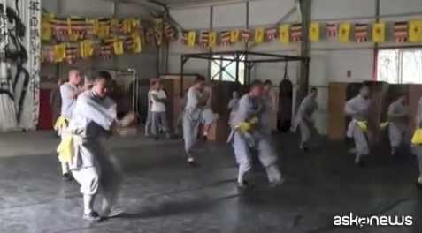 Kung Fu Shaolin sbarca in Italia, torneo a Lignano (VIDEO)