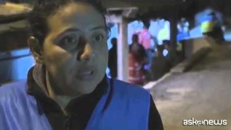 Lampedusa, lo sbarco di rifugiati ustionati costretti a partire