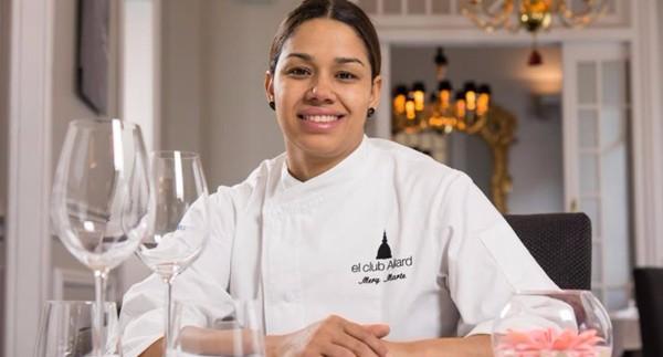 Da lavapiatti a chef stellata: la storia di Maria Marte (VIDEO)