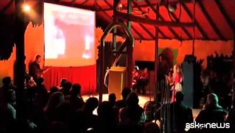 """Romeo e Giulietta"" via Skype fra Siria e Giordania (VIDEO)"