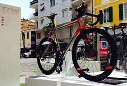 Giro d'Italia, arriva Aracnide la superbici hi-tech in titanio