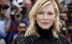 Da Cannes Blanchett smentisce: non sono omosessuale