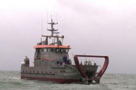 Spillglop, la più avanzata nave-aspirapolvere del mondo (VIDEO)