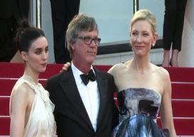 A Cannes il red carpet di Cate Blanchett e Rooney Mara