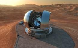 """Astronomia, """"occhio"""" italiano per il telescopio gigante E-Elt"""