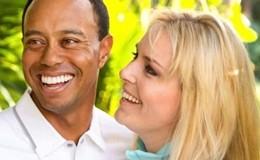 """Vonn, """"dopo 3 anni insieme io e Tiger Woods ci separiamo"""""""