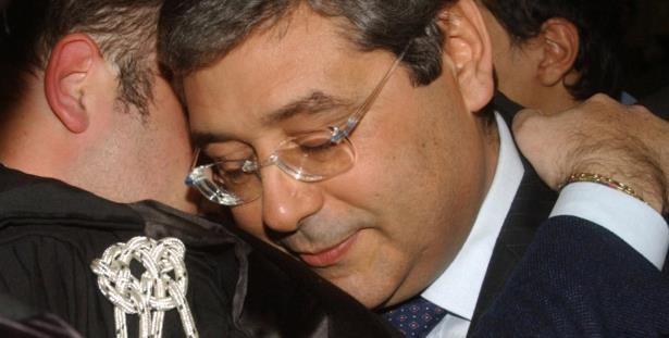 """Cuffaro dal carcere di Rebibbia: """"C'è un'antimafia di facciata che poi è antimafia degli affari"""""""