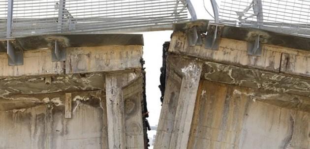 """Ogni anno crolla un ponte, la lunga serie """"made in italy"""""""