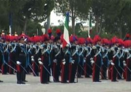 L'Arma dei Carabinieri compie 201 anni
