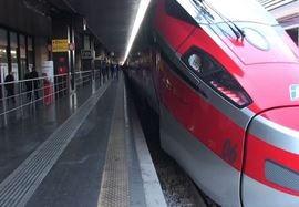 Parte il Frecciarossa, Roma-Milano in 3 ore (VIDEO)