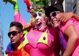 Gay pride, a San Paolo del Brasile sfila l'orgoglio omosessuale