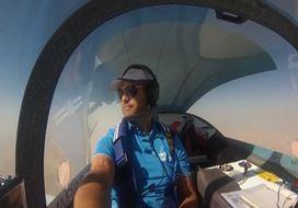 Dall'Italia all'Argentina in volo su un aereo ultraleggero