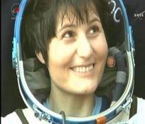 Spazio, @astrosamantha è tornata a casa dopo 200 giorni in orbita