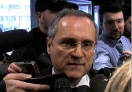 Perquisita sede Federcalcio, indagato Claudio Lotito (VIDEO)