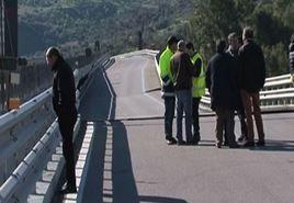 Viadotto crollato in Sicilia, tempi brevi per la bretella