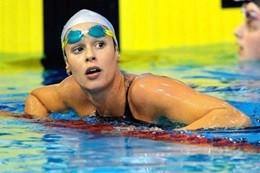 Nuoto. Settecolli, Gemo bis da record