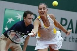 Pennetta: ho sempre voluto essere punto di riferimento nel tennis