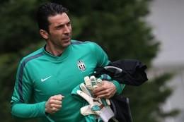 Nazionale calcio, Buffon e Verratti in dubbio per la Croazia