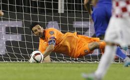 Croazia-Italia 1-1, un pari che va bene a tutti. Polemiche per un gol annullato a El Shaarawy. Buffon blocca penalty