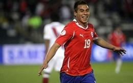 Coppa America, Edu Vargas manda in finale il Cile