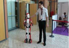 Quinta edizione della fiera europea della robotica