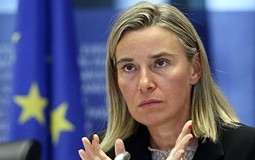 Mogherini a Cipro: ruolo cruciale per pace Medio Oriente