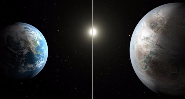 Ecco il gemello della Terra nel telescopio della Nasa