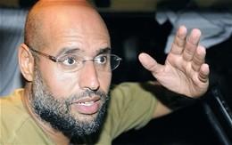 Libia, condannato a morte il figlio di Gheddafi, Saif al-Islam