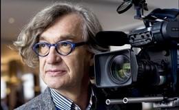 Wim Wenders gira a Cinecittà spot occhiali