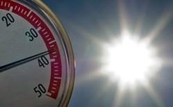 """Torna il caldo bollente, mercoledì """"bollino rosso"""" in 10 città"""