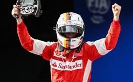 """Vettel: """"Vittoria dedicata a Jules Bianchi"""""""