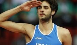 Tamberi, record italiano nel salto in alto