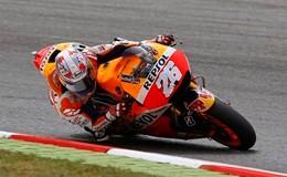 MotoGP Germania. Nelle prime libere comanda Marquez, poi Rossi