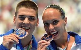 Mondiali sincro, Minisini-Perrupato bronzo a Kazan