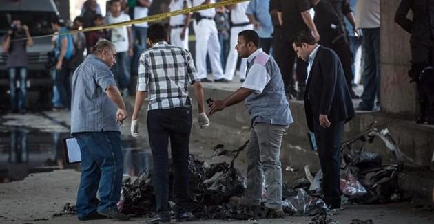 Al Cairo attacco dell'Isis contro la polizia, 29 feriti. Identificati due uomini sospetti
