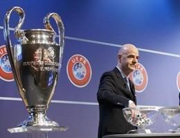 Champions, il calendario di Juve e Roma. Si parte il 15 e 16 settembre