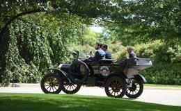 Una Ford modello T del 1915 ancora a spasso per le vie d'America