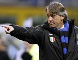 """Mancini: """"Dobbiamo pensare allo scudetto, siamo l'Inter"""""""
