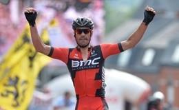 Ciclismo, Quinziato vince settima e ultima tappa dell'Eneco Tour