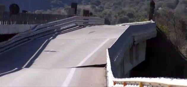 """Viadotto A19, al via i lavori per la bretella. Ma Curcio avverte: """"Rischio sul versante instabile esiste sempre"""""""