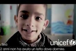 Il video dell'Unicef sui bambini siriani che commuove Venezia 72