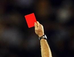 Calcio, Giudice serie A: sei squalificati per un turno